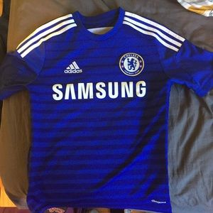 Authentic Adidas Chelsea FC Soccer Jersey